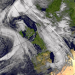 Strom Doris Batters UK, 94mph Wind Kills Woman