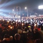 20th Candlelight Protesters Celebrate Ousting of Park at Gwanghwamun <김광식 교수의 현장 르뽀>