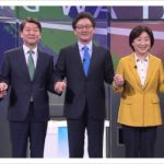 Presidential Candidates' TV Debate and Poll Results <김광식 교수의 현장 르포>