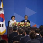 "President Moon Busy with Progressive Policies Against ""Traditional Relationship"" Believed to Hold Country Back"