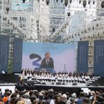 30th 6.10.87 Democratic Movement Anniversary Event Held at Seoul Square