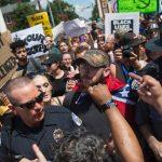 KKK Ruins A beautiful Saturday in Charlottesville , VA