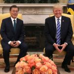 Moon and Trump Agree on North Korean Nuclear Problem; Trump to seek renegotiation on the FTA <김광식 교수의 정치 이야기>