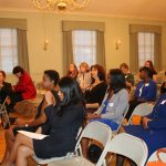 Finding Muted Voices : Political Support for Women of MD, VA by Virginia's List