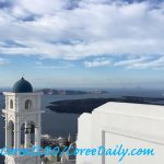 Greece Travel 5: From Mountains to the Sea and From Delphi to Santorini