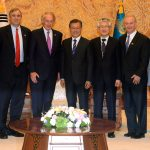 Pres. Moon Welcomes Russia and ASEAN+3 for Improved Relations and Economic Growth