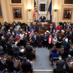 The Republican Controlled Virginia Senate Passes Bill to Allow Guns in Churches