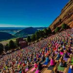 Tens of thousands Indians and Yogis celebrate International Day of Yoga during the Summer Solstice Worldwide