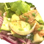 Recipe: Avocado and Scallop Salad for Hot Days