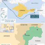Russia Enforces Control over Crimea as it Arrests Ukrainian Ship