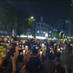 More than 2 Million Gather Demanding Removal of Prosecutor General Yoon from Supreme Prosecutor's Office