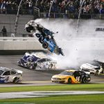 Ryan Newman Involved in Severe Crash in Daytona 500