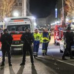 Unknown Suspects at Large with 8 people dead from shooting in Hanau, Germany