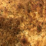 Beating Summer 2020 with this recipe: Focaccia bread