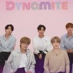 BTS Hits Billboard 100 with a Dynamite #1