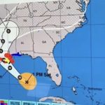 Hurricane Ida leaves Louisiana in Ruins; moves up to Mississippi as a Tropical Storm