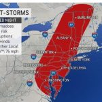A week after Ida, Another Storm Heading to the East Coast
