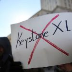Keystone – XL Pipe line Construction Halts