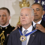 President Obama Surprises Joe Biden with Presidential Medal of Freedom