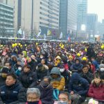 """Let's Get Park Out in February!"" 14th Candlelit Protest in South Korea <Prof. Kim, Kwangsik>"