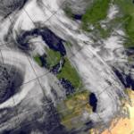 Strom Doris Batters UK, 94mph Wind Kills Woman