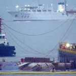 Sewol Ferry Finally Pulled Up off of the Sea Floor After 3 Years of Protest and political Strife <김광식 교수의 현장 르포>
