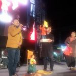 Whole Country Celebrates Success of Park's Impeachment