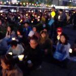 Candlelight Protest Continues: Seeking Direction of Civil Rights Movement? For Whom? Why?