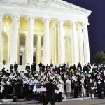 워싱턴 지역 한인 교회협의회 부활절 2017년 새벽 연합예배 : 예년보다 1 시간 빨라, 버스 운행