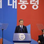 President Moon's Inauguration Remark Means Huge Hope to S. Korea and Progressive of Foreign Policy