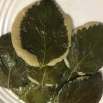 Perilla Leaf Steamed Rice Cake : 들깻잎 떡으로 지친 여름을 달래보자