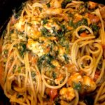 Lobster Spaghetti is the Perfect Accompaniment to a Rainy Evening