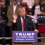 Trump goes to Arizona… Again