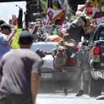 Clash in Charlottesville : One Dead and 19 Injured over Statue of Robert E. Lee