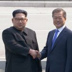 Kim Jong – Un's First Step Across Demilitarized Zone … All Smiles