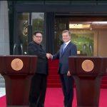 Panmunjeom Declaration by Kim Jong Eun and President Moon Jae In: Korea begins healing process
