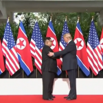 Breaking News Updated : Trump is the First US President to Meet a NK Leadership: Door Opens for Negotiation