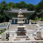 Historical trip to Sukgulam and Hyeryongsa