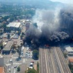 Truck Carrying Petroleum Explodes, Leading to Destruction of Road and Building Collapse in Bologna, Italy; 2 Dead, 70 Injured