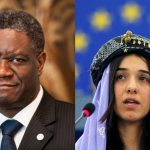 ISIS Survivor Nadia Murad and Dr. Denis Receive the Nobel Peace Prize
