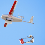 Drones deliver medical supplies including blood in Africa