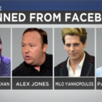 Apple, Facebook, and YouTube Delete Alex Jones and Other's Contents