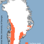 Greenland Melting Threatens Living on the Coastlines