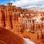 Tour Bus Rolls Over at Bryce Canyon: 4 killed, 22 injured