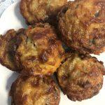 Holliday Season Muffins, Sweet but too Sweet