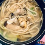 Korean Oyster and Clam Knife Noodles Are Perfect for Hot Humid Summers