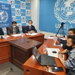 UN PEACEKOR Hosts The 1st Global Virtual Forum Amidst Covid-19 Pandemic