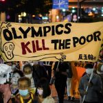 """Japanese Doctor's Association Calls for """"No Olympic"""""""